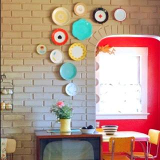Wall plates!!! Heart