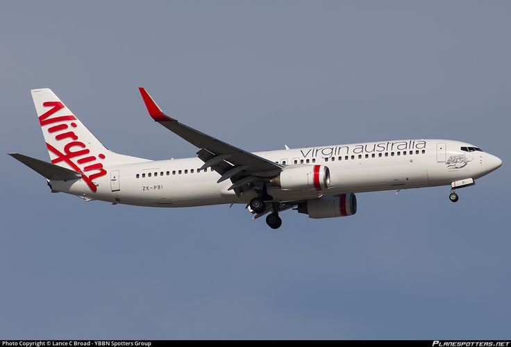 ZK-PBI Virgin Australia Boeing 737-8FE(WL) photographed at Brisbane - International (BNE / YBBN) by Lance C Broad - YBBN Spotters Group