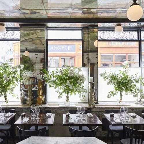 Les nouveaux restaurants a Paris ete 2017 1
