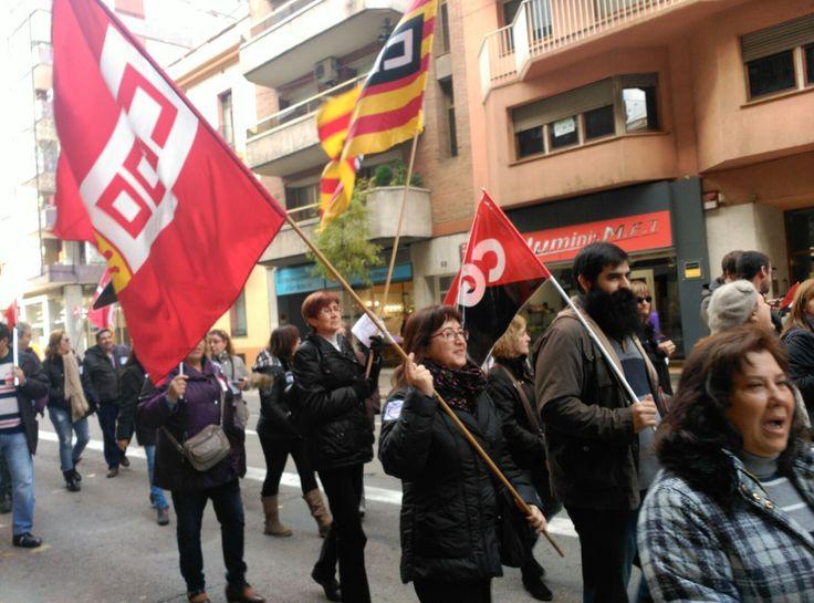 Movilització per l'assetjament laboral a l'empresa EULEN SA