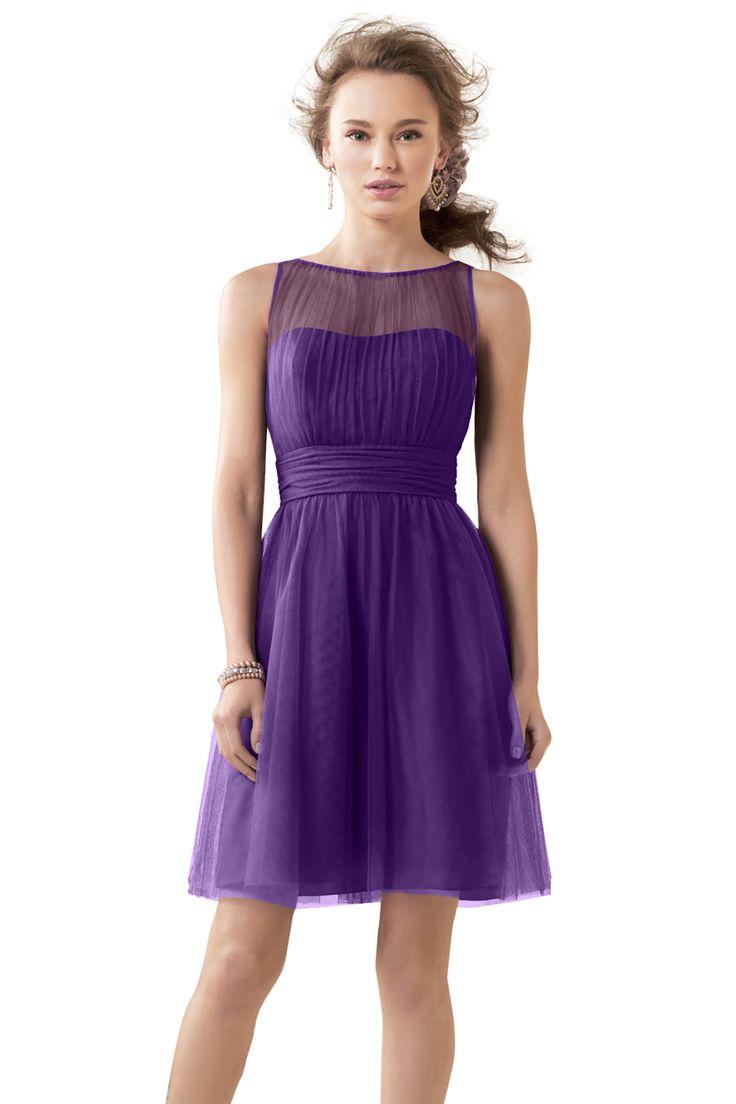 9 best bridesmaid images on pinterest purple bridesmaid dresses alfred angelo 8611 s bridesmaid dress in plum ombrellifo Image collections