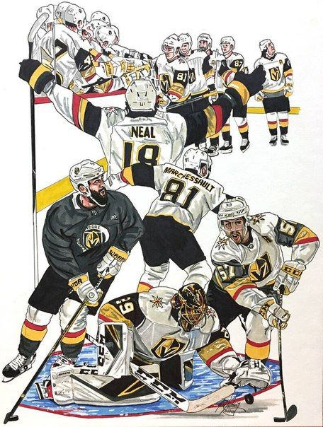 a6607d370 Pin by Sluricain on Vegas Golden Knights