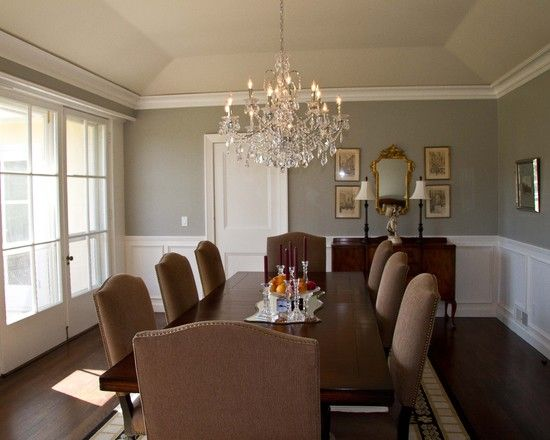 1000 images about molding picture frame on pinterest for Dining room molding ideas