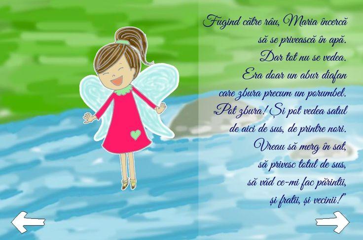 O poveste pentru copii pe care am scris-o cu mult drag!