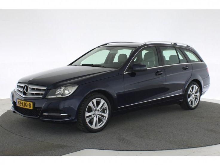 Mercedes-Benz C-Klasse  Description: Mercedes-Benz C-Klasse ESTATE 180 CDI Avantgarde AUT. [Navi Half leder]  Price: 274.82  Meer informatie