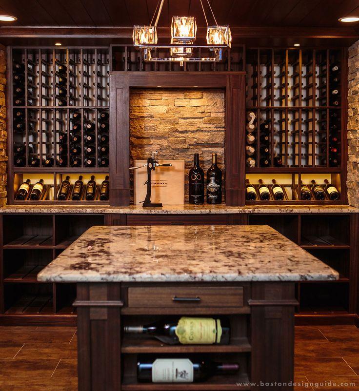 Charles River Wine Cellars | High End Custom Residential Wine Cellars in Wellesley and Boston, MA