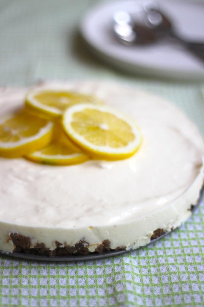 Lekker en Simpel - citroenkwarktaart