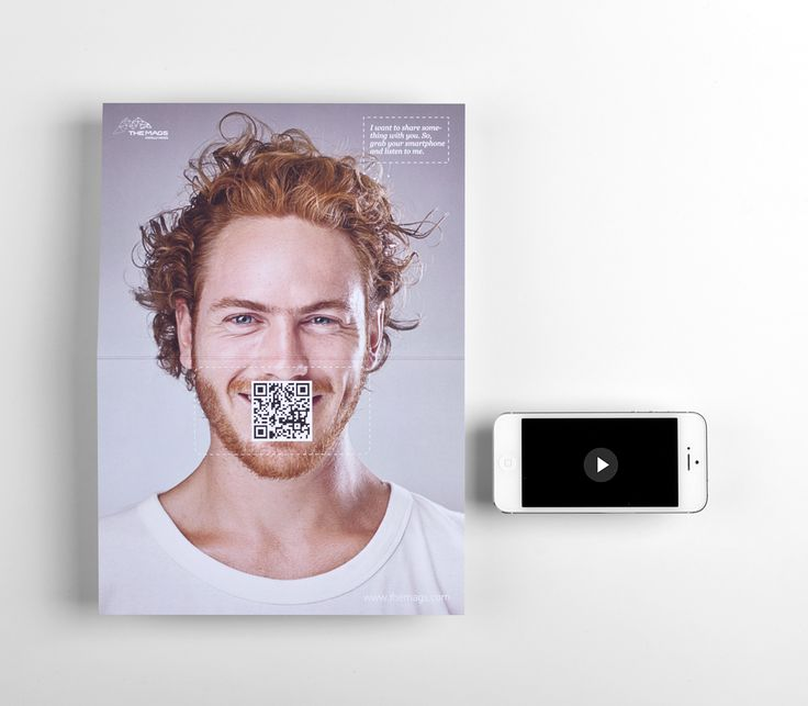 Interactive Greetings Card –The Mags Agency –by Dimiter Petrov #interactive #creative