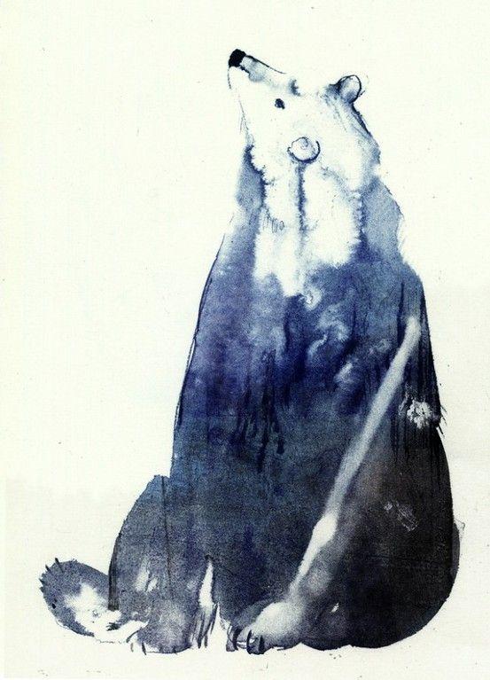 Polar Bear by Sarah Maycock