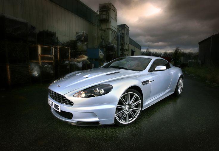 Aston Martin DBS  Location: United Kingdom
