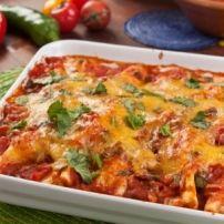 Enchilada's Met Gehaktvulling En Tacosaus recept | Smulweb.nl