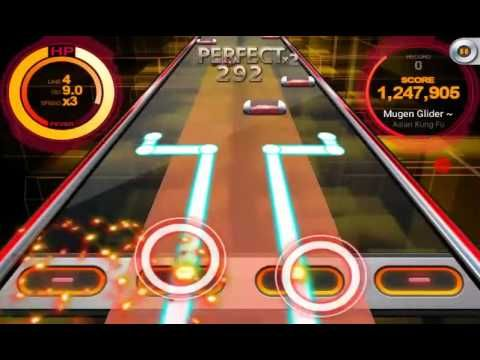 BEAT MP3 2.0 - AKG - Mugen Glider - GAMEPLAY