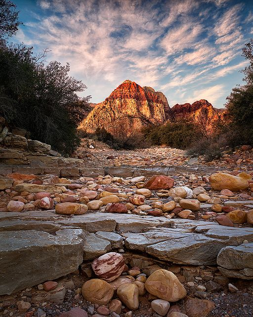 red rock canyon state park, california