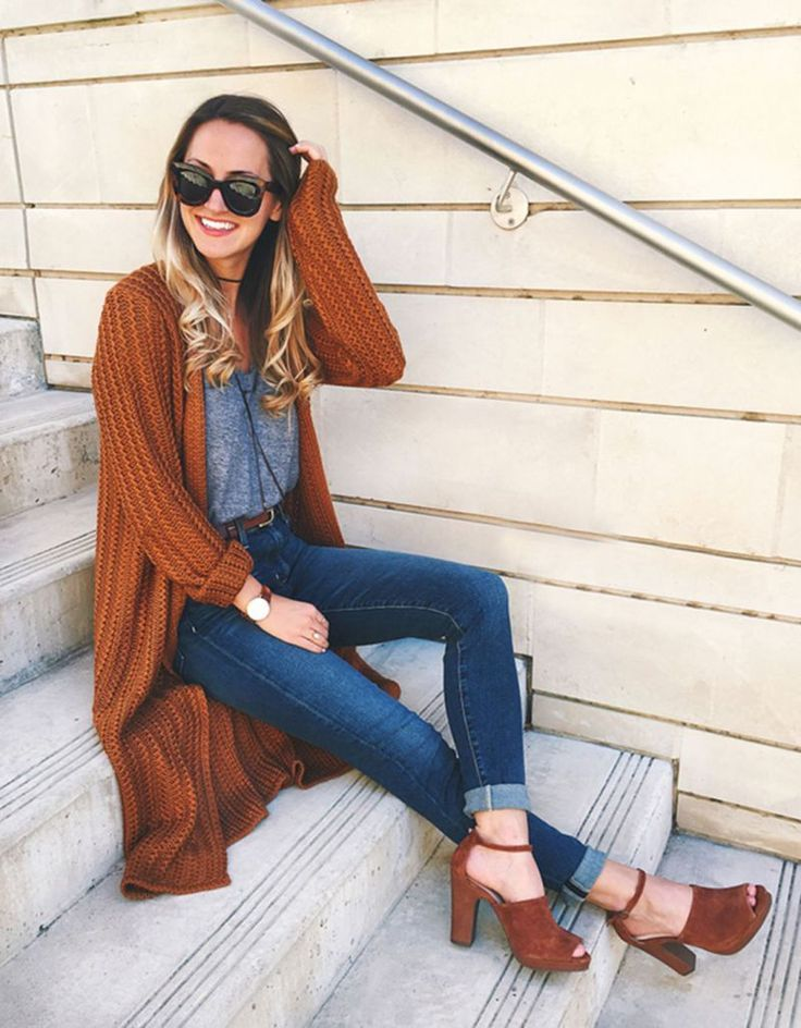 Best Comfortable Women Fall Outfits Ideas As Trend 2017 238