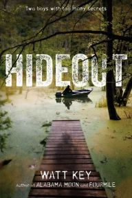 Twelve-year-old Sam has been given a fishing boat by his father, but he hates fishing. Instead he uses the boat to disappear for hours at a time, exploring the forbidden swampy surroundings of his bayou home. Then he discovers a strange kid named Davey, mysteriously alone, repairing an abandoned cabin deep in the woods. Not fooled by the boy's evasive explanation as to why he's on his own, Sam becomes entangled in his own efforts to help Davey.