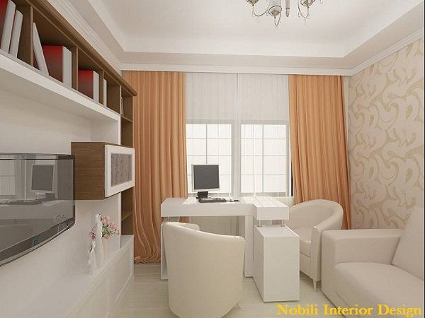 Design interior living modern executat de Nobili Interior Design pentru vila in Constanta.