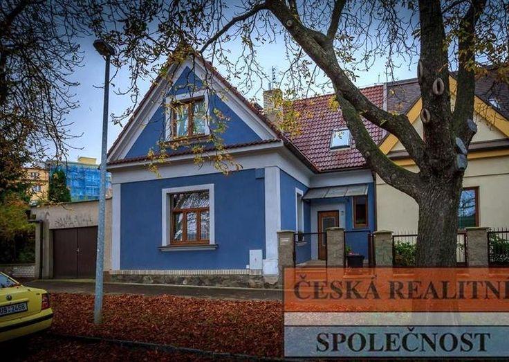 Prodej rodinného domu 238m², Na Kačerově, Praha 4 - Michle • Sreality.cz