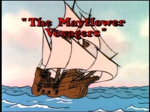 This Is America, Charlie Brown:The Mayflower Voyagers (Full Episode) - YouTube