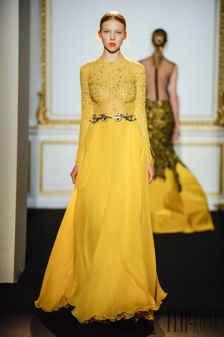 Dany Atrache Spring-summer 2015 - Couture