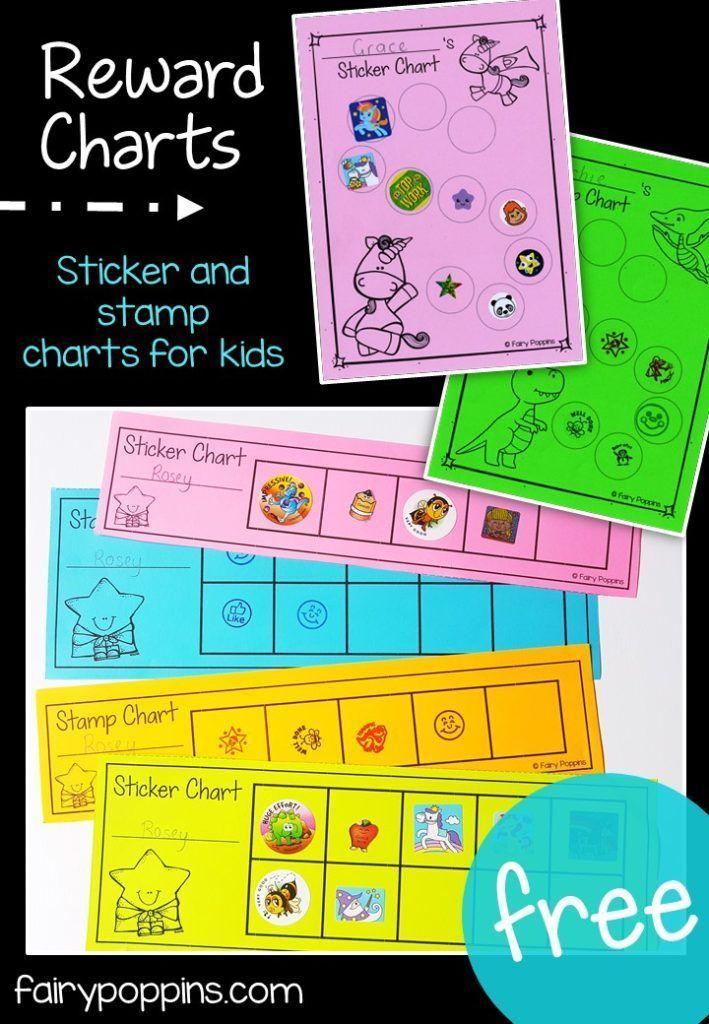 Classroom Fairy Poppins Classroom Reward Chart Reward Chart Kids Behavior Chart Preschool