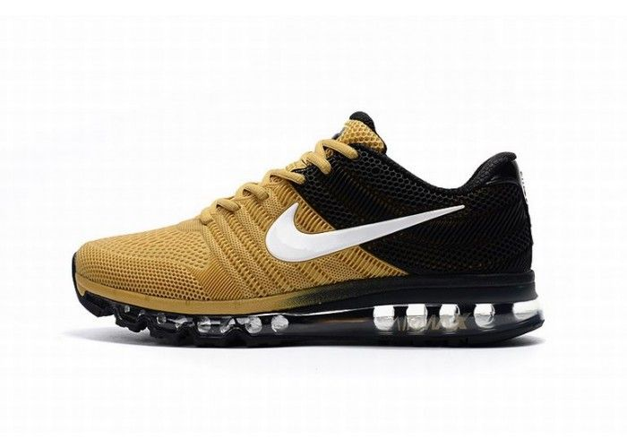 Billig Nike Air Max 24 7 Männer Nike Run Schuhe blauschwarz