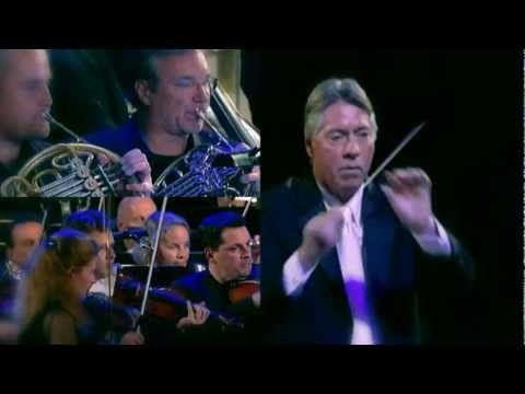 """Back to the Future"" with composer Alan Silvestri conducting in Vienna 2011, ORF Radio-Symphony Orchestra"