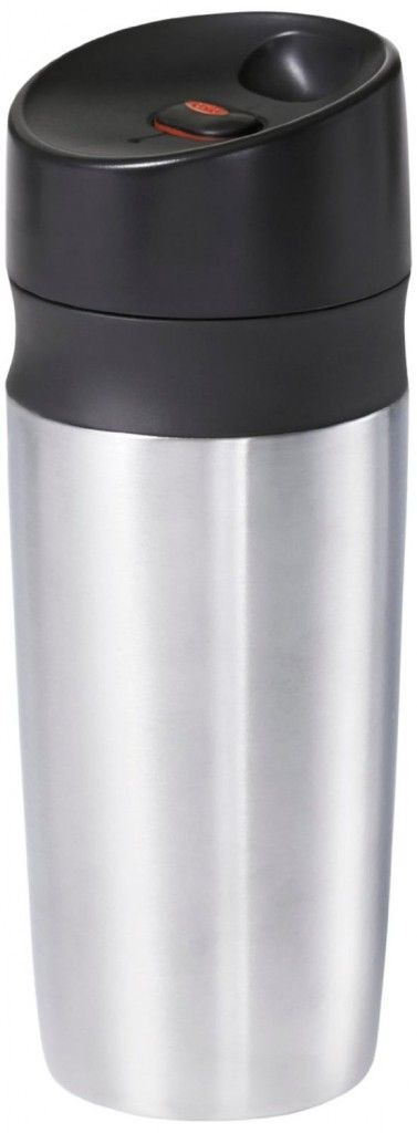 OXO good grips double wall travel mug. Top 10 Best Travel Coffee Mugs In 2015 Reviews