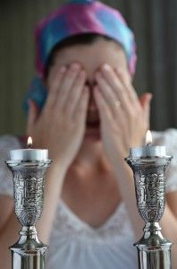 "Blessing the Shabbat Lights – A ""Modern"" Jewish Ritual"