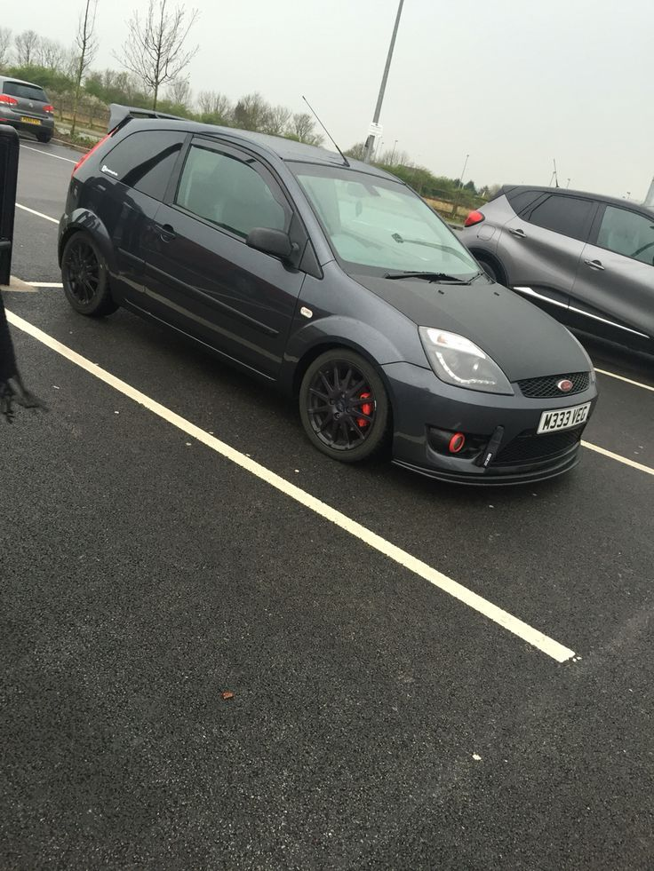 My Mk6 Fiesta Cargirl Modified Love Cars Ford Fiesta