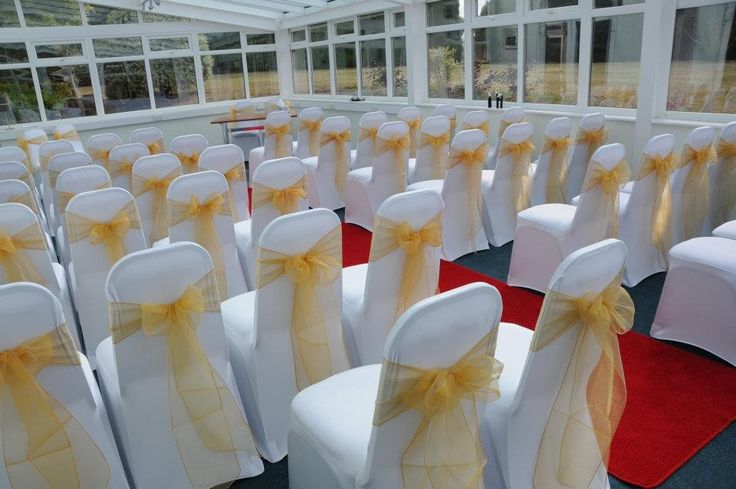 The Orchards Events Venue - Civil Ceremonies  We are licensed for Wedding Ceremonies & Civil Partnerships. For further information on holding your wedding ceremony at our venue, please call Charlotte on 01732 523781 or e-mail charlotte.backshell@emr.ac.uk