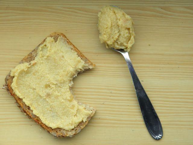 Secret way to the kitchen: Kokosowy krem z ciecierzycy