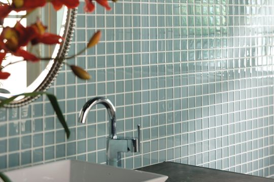 Great prices on closeout glass tiles!
