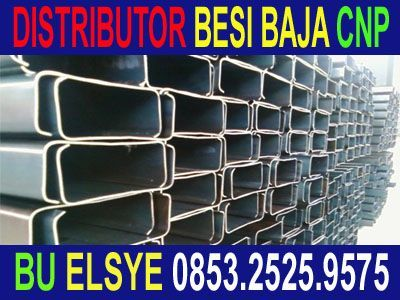 Jual Besi Baja CNP Surabaya, Besi CNP, Besi CNP Murah, Supplier Besi CNP, Besi CNP Surabaya. Hubungi CV. Berkat Karunia Jaya Tlp. 0853.2525.9575