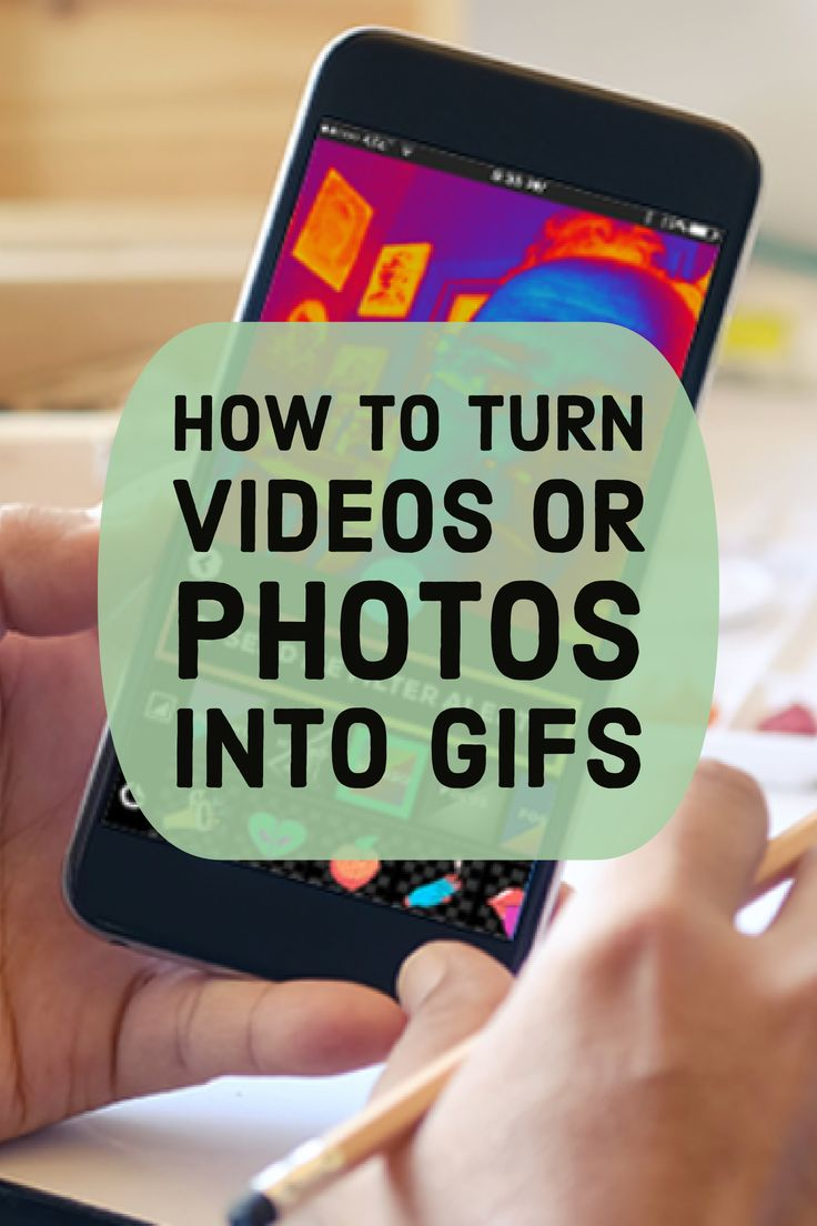 GIFs have been around since the beginning of the internet, but they're more popular than ever. Here's how you can make them yourself using Giphy Cam.