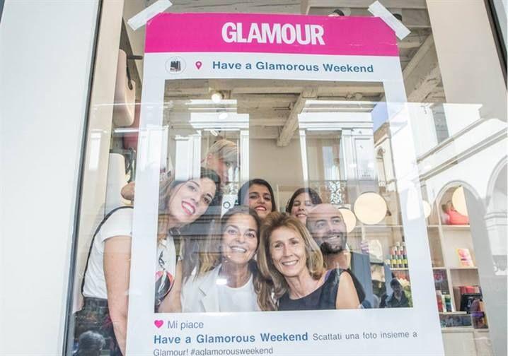 Il nostro #Obagstore Padova ha ospitato l'ultima tappa degli #hagw16 firmato Glamour Italia! #Obag #aglamorousweekend #ss16