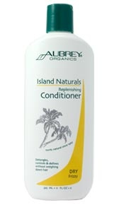 Something to treat the dry-and-frizzies that beset my hair this season - Island Naturals Conditioner