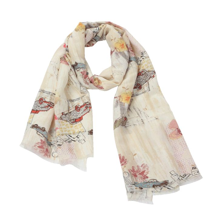 PM - 1046: Designed by Ana Maison.  Material: Silk 36% ; Wool 64%  Made in Korea