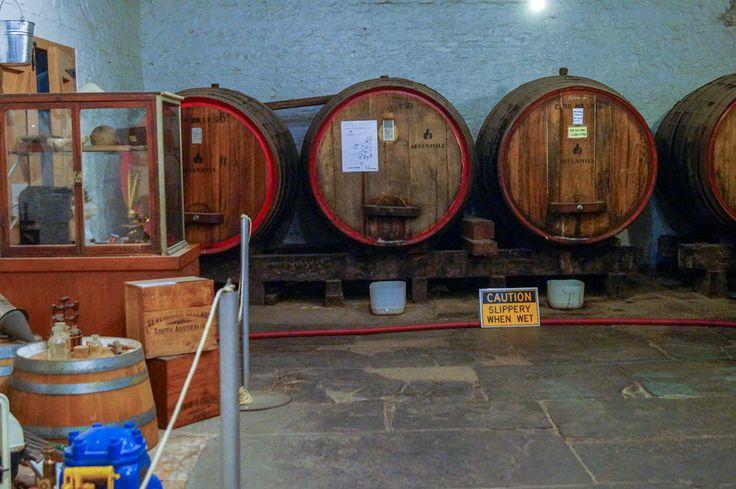 Wine Tasting in Barossa Valley -