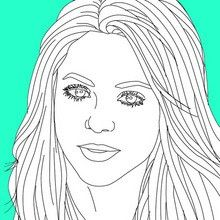 dibujos de caras de mujeres para pintar  Buscar con Google