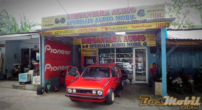 Dirgantara Audio : Pentolan Audio Di Seputaran Halim #info #BosMobil