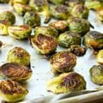 There are times when simple is best and that is exactly true when it comes to brussels sprouts. I have had brussels sprout casserole before that is creamy, cheesy and trying its hardest to hide the truth that brussels sprouts are in there. It was ok, but nothing like this recipe. These roasted brussels sprouts are so simple to make and they celebrate the wonderful flavour of these veggies that resemble little mini cabbages. Packed with nutrients, brussels sprouts are low in calories and…
