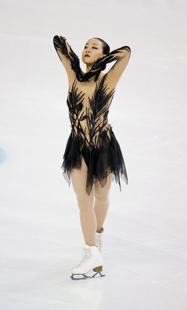 Mao Asada at Skate America 2016 - another wow costume