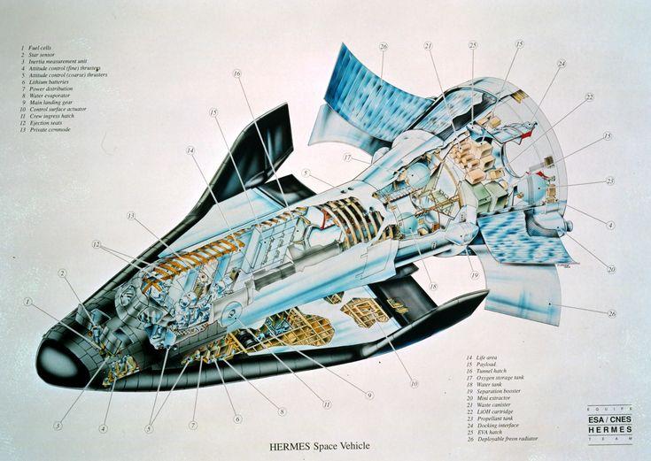 hermes space shuttle - photo #7