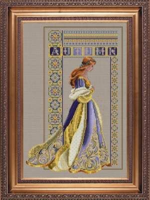 Celtic Autumn by Lavender and Lace - Cross Stitch Kits & Patterns