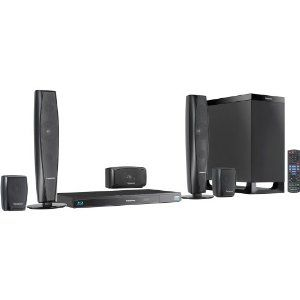 Panasonic SC-BTT370 5.1 Channel 3D Blu-ray Cinema Surround Home Entertainment System by Panasonic - See more at  http://www.60inchledtv.info/tvs-audio-video/home-theater-systems/panasonic-scbtt370-51-channel-3d-bluray-cinema-surround-home-entertainment-system-com/
