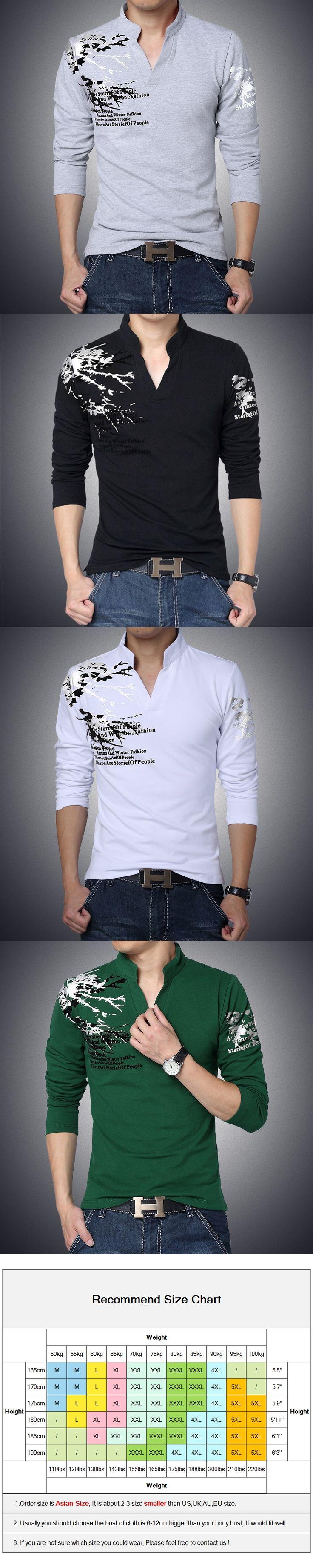 New 2017 Men Polo Shirt Fashion Brand Printed Long Sleeve Fitness Top Design Shirt Quality Male Cotton Polo Shirts Plus 4XL 5XL