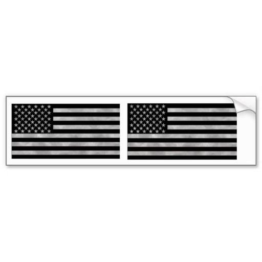 Combat flag ir us army bumper sticker