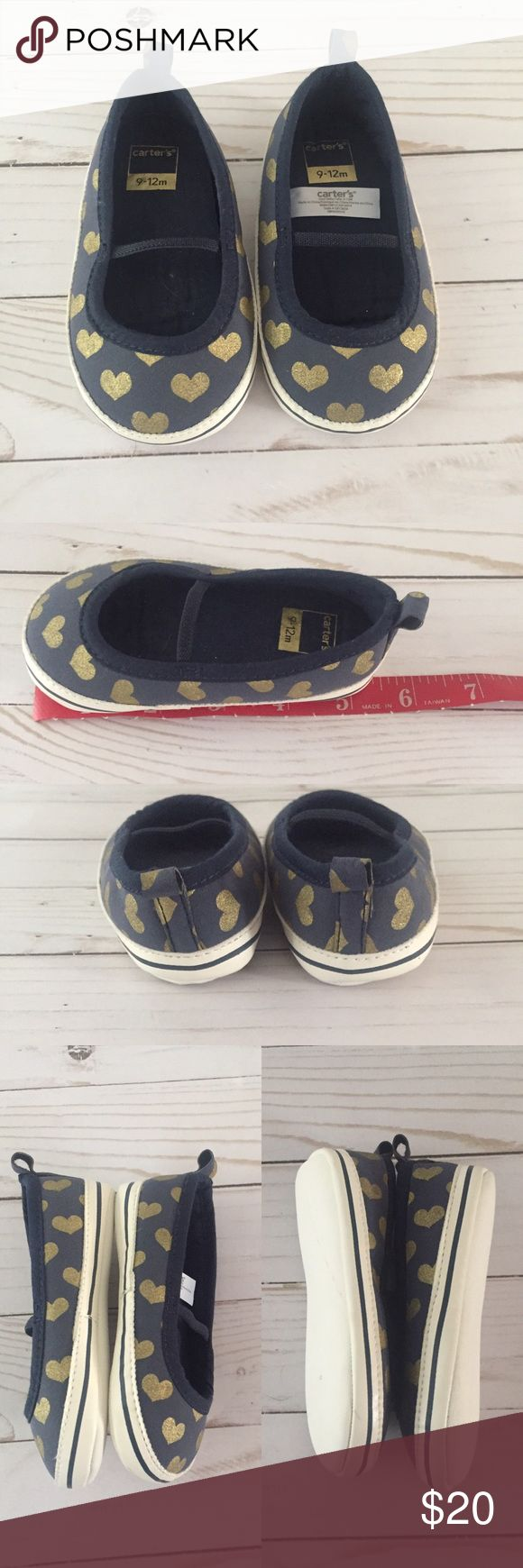NWOT Carter's Baby shoes Never worn- nwot baby Carter's shoes. Soft sole. Open to offers. No trades. Shoes Baby & Walker