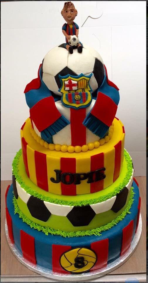 Neymar Jr Birthday Cake