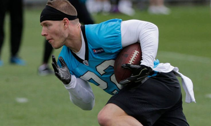 """Christian McCaffrey shakes Luke Kuechly three times on one play = Carolina Panthers linebacker Luke Kuechly has been impressed with rookierunning back Christian McCaffrey, stating last week, per ESPN, """"He's quick. He's got shake. He's fast."""" The Stanford standout was....."""
